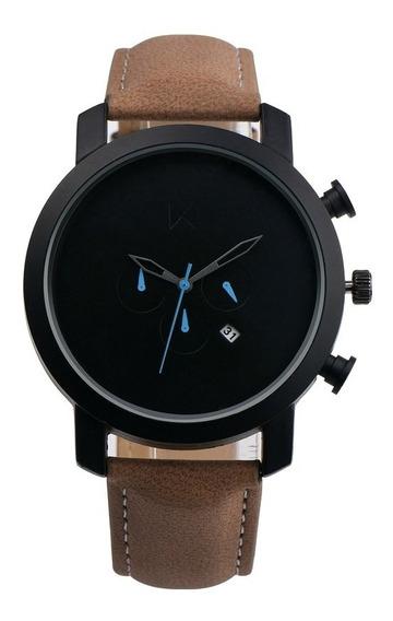 Reloj De Moda Para Hombre Tipo Militar, Elegante Casual Original