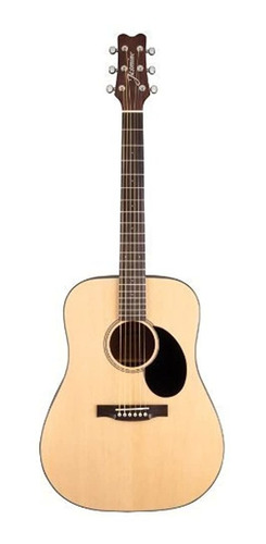 Jasmine Jd39nat Jseries Guitarra Acustica Natural