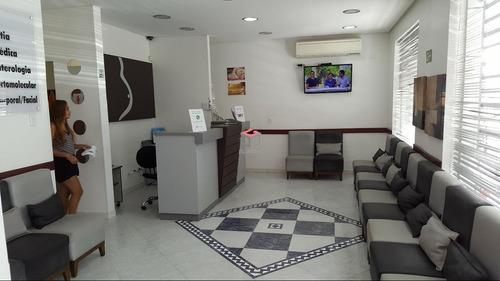 Sobrado Comercial Para Aluguel, 4 Vagas - Jardim - Santo André/sp - 73836
