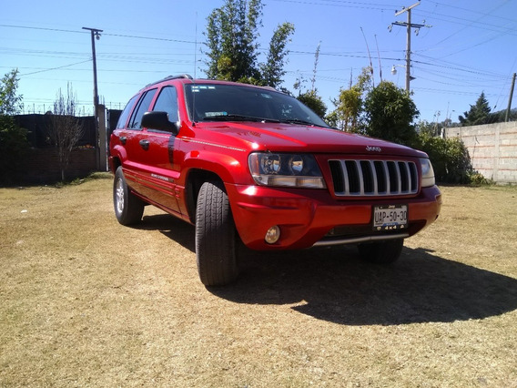 Jeep Grand Cheroocke Limited V6