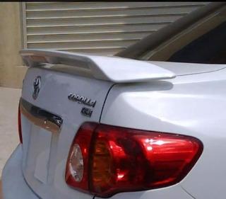 Spoiler Toyota Corolla 2009-2013 + Kit De Instalacion