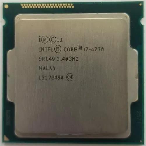 Processador I7 4770 (3.40), Quarta-geração
