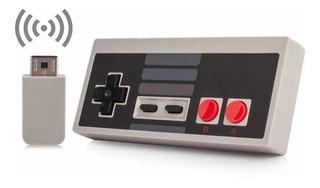 Mando Control Inalámbrico Para Nintendo Nes Mini