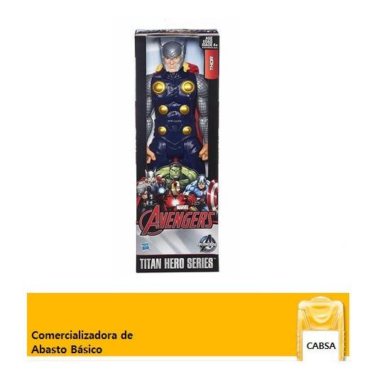 Thor Marvel Avengers Titan Hero Series 12 Hasbro