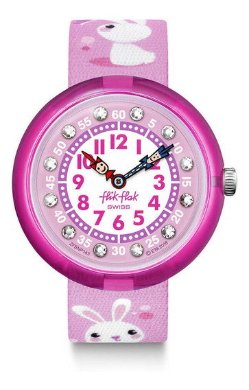 Reloj Swatch Flik Flak Fbnp143 So Cute