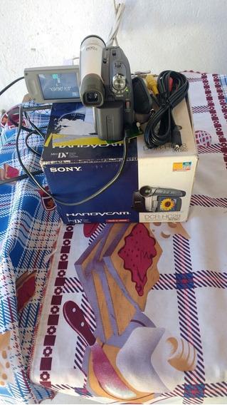 Filmadora Da Sony