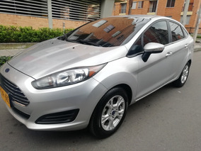 Ford Fiesta Se Mt 1.6 2016 Full Equipo