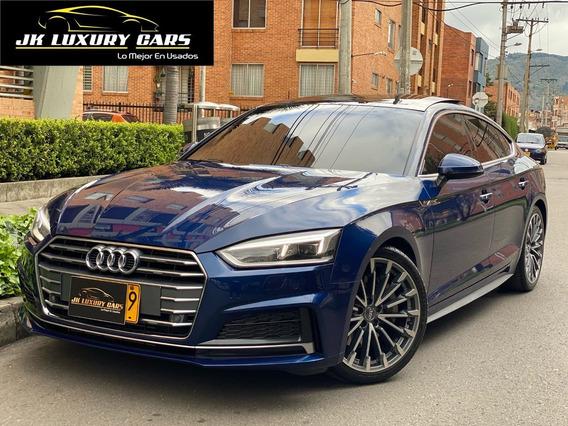 Audi A5 S-line 2.000cc A/t 8ab Fe Turbo Sun Roof 2017