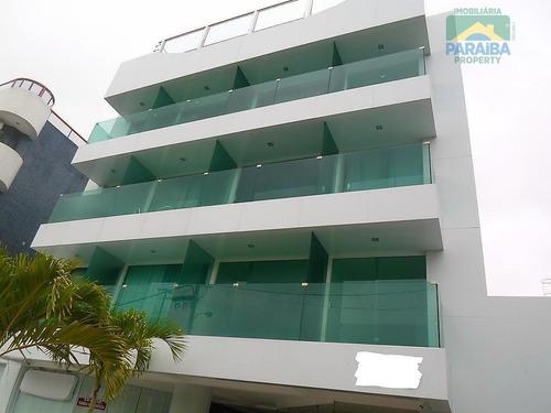Imagem 1 de 5 de Flat Residencial Para Locação, Tambaú, João Pessoa. - Fl0046
