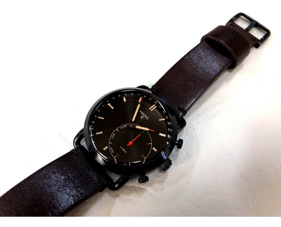 Relógio Smartwatch Q Commuter Connected Fossil Hybrid 44mm