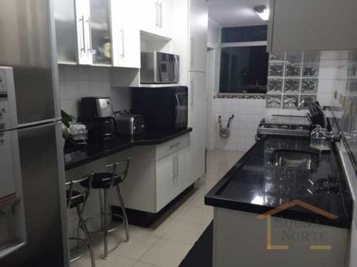 Apartamento, Venda, Barro Branco (zona Norte), Sao Paulo - 7012 - V-7012