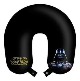 Darth Vader Star Wars Travesseiro Almofada Pescoço + Brinde