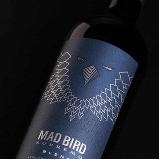 Vino Mad Bird Supremo Blend Caja 4x750ml
