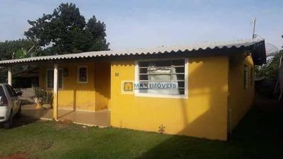 Casa Com 3 Dormitórios À Venda, 110 M² Por R$ 300.000 - Guaxinduva - Atibaia/sp - Ca0256