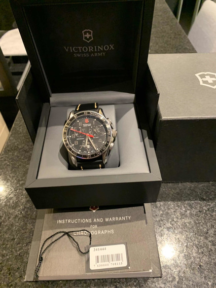 Relógio Victorinox 241444 - Raridade