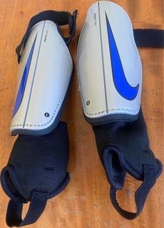 Espinilleras Nike Con Tobillera