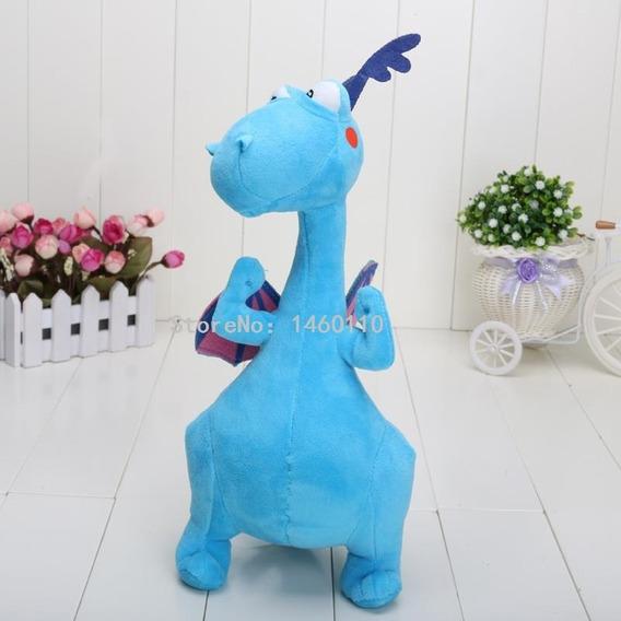 Pelúcia Doutora Brinquedos Dragão Felpuldo Hipopótamo Hellie