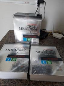Cecil Medicina 24°edição. 2 Volumes. Barato. Melhor Preço