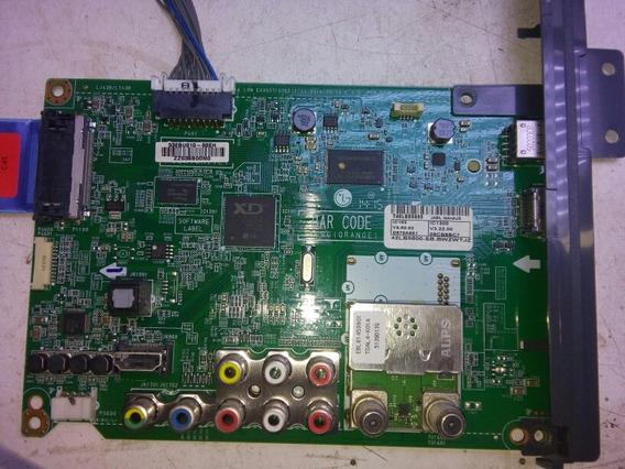 Placa Principal Da Tv Lg Modelo Lg42lb5600 Em Otimo Estado.