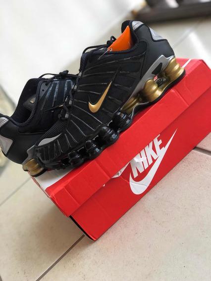 Nike Shox Tl neymar 12 Molas