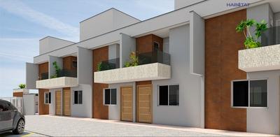 Casa A Venda No Bairro Balneário Santista Em Itanhaém - Sp. - 1220-7414