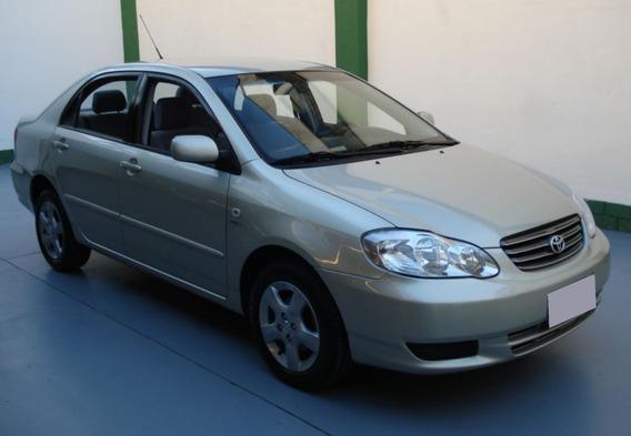 Toyota Corolla 1.8 Xei 16v Flex 4p Automático 2004