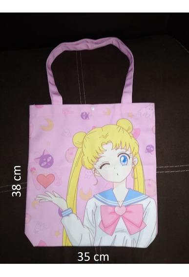 Sailor Moon Bolsa Tela Usagui Tsukino