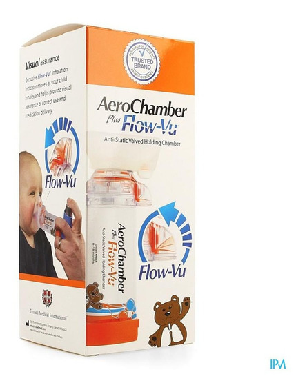 Aerochamber Plus Flow-vu Pediatrico