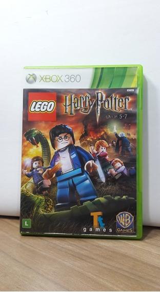 Lego Harry Potter Years 5-7 Xbox 360 Usado