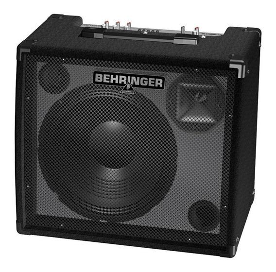 Behringer K900fx Amplificador Para Teclado 90w 3 Canales