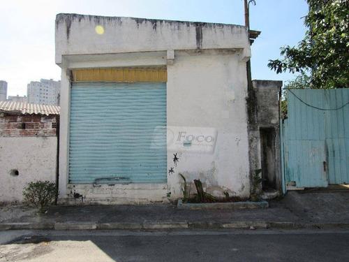 Imagem 1 de 8 de Salão Comercial Para Venda E Locação, Jardim Frizzo, Guarulhos. - Sl0066