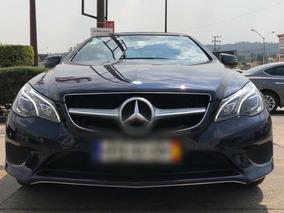 Mercedes-benz Clase E 2.0 250 Cgi Convertible At 2016