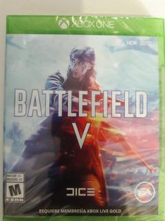 Battlefield V Xbox One Nuevo Sellado Español Envio Gratis