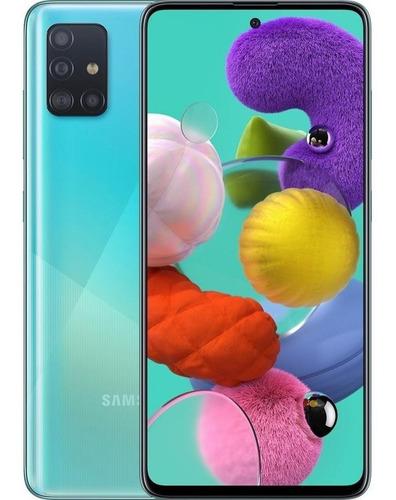 Samsung Galaxy A51 128gb 4gb Ram Nuevo Sellado Tienda Stock