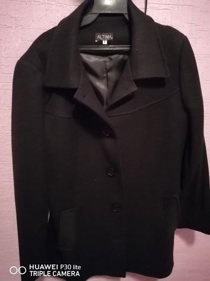 Abrigo Nuevo Negro