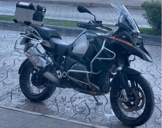 Motocicleta Bmw R1200gs Adventure Equipada, 2014