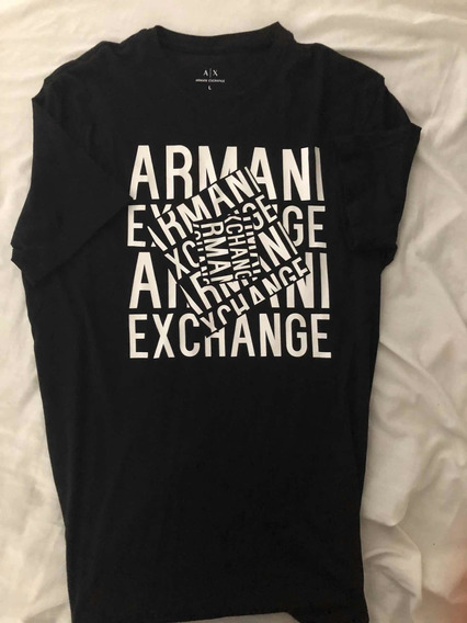Remera Armani Exchange