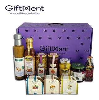 Caja De Productos Gourmet Executive- Regalos Empresariales