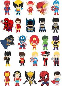 Imagens Png Super Herois Kids - Imagens De Alta Resolução