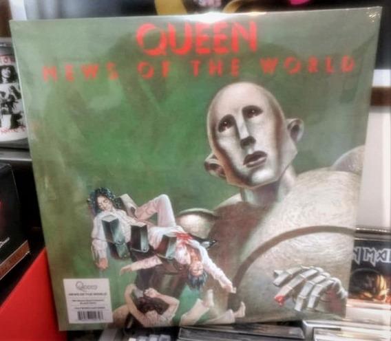 Lp Queen - News Of The World (lacrado)