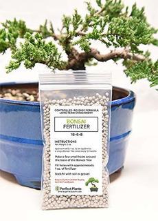 Fertilizante Para Bonsai, Granulado Liberacion Lenta Enrique