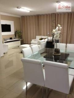 Lindo Sobrado Com 5 Dormitórios, 380m² - Vila Galvão - Guarulhos/sp - So0011