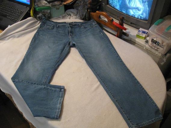 Pantalon Jeans De Mujer Levi Strauss Talla 16 Modelo 505