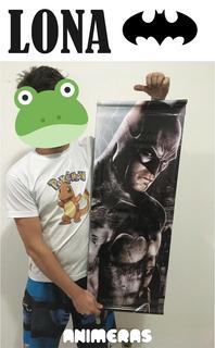 Lona De Batman Para Colgar
