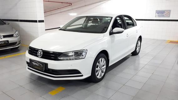 Volkswagen Jetta 2.0 Flex Trendline 2016 Único Dono Baixokm