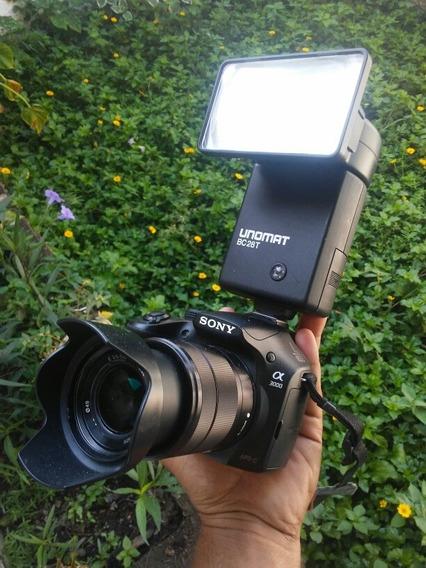 Camara Profesional Sony Alpha 300