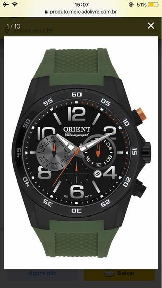 Relógio Orient Myspc002,original