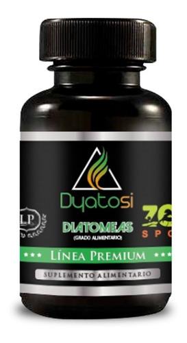 Diatomeas Grado Alimentario X 90 Cáp. 500 Mg