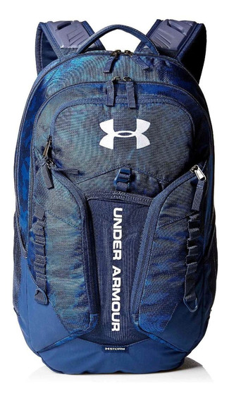 Under Armour Mochila Storm Contender, Black (001)/steel, Un