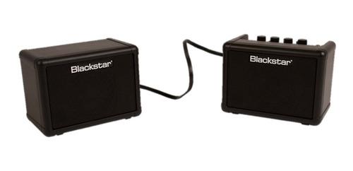 Imagen 1 de 5 de Pack Bafle Y Amplificador P/ Guitarra, Blackstar Fly-pack